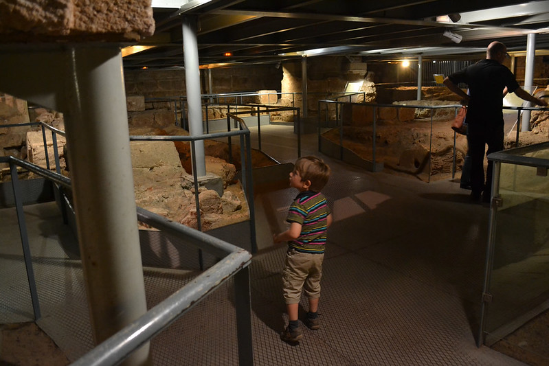 El conjunto ha sido debidamente acondicionado y dispone de un centro de interpretación.