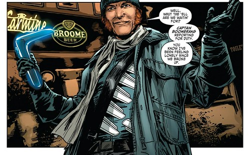 Captain Boomerang 1