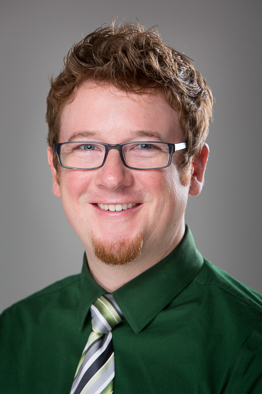 Alex Gandy, Director of Career Services