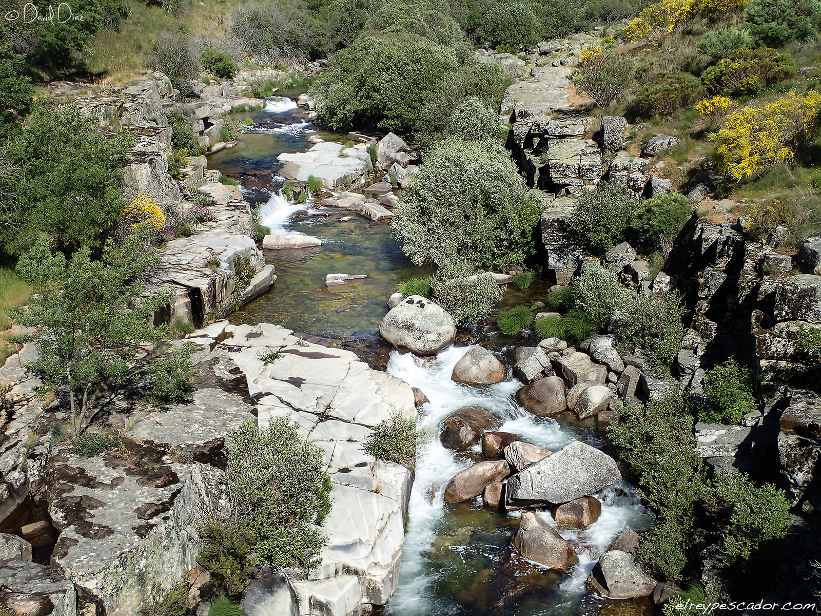 Río Barbellido (Sierra de Gredos - Ávila)