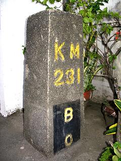 Baler Kilometer Zero