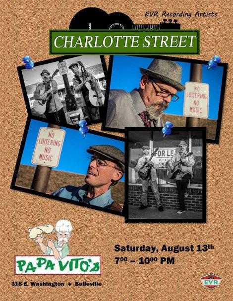 Charlotte Street 8-13-16