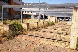 Noicattaro. La villetta della IV traversa di Via Paolo VI front