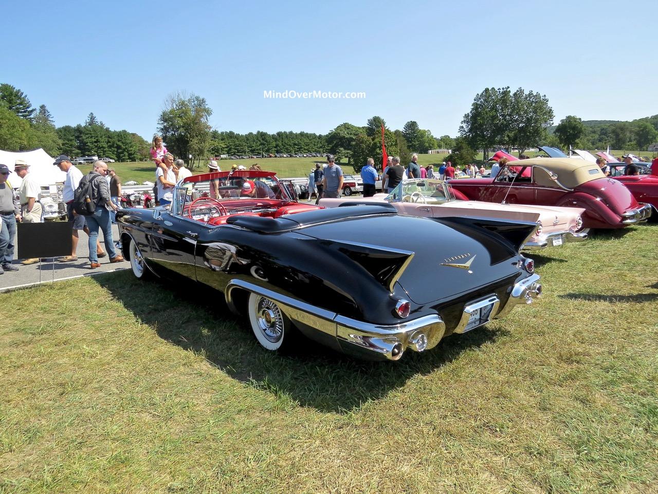 1957 Cadillac Eldorado Biarritz Rear Angle
