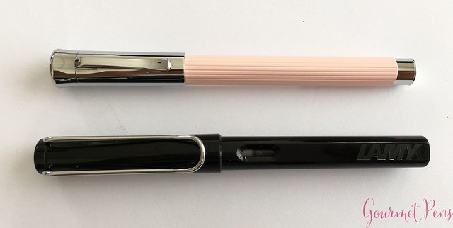 Review Graf Von Faber-Castell Tamitio Fountain Pen @PenBoutique 4