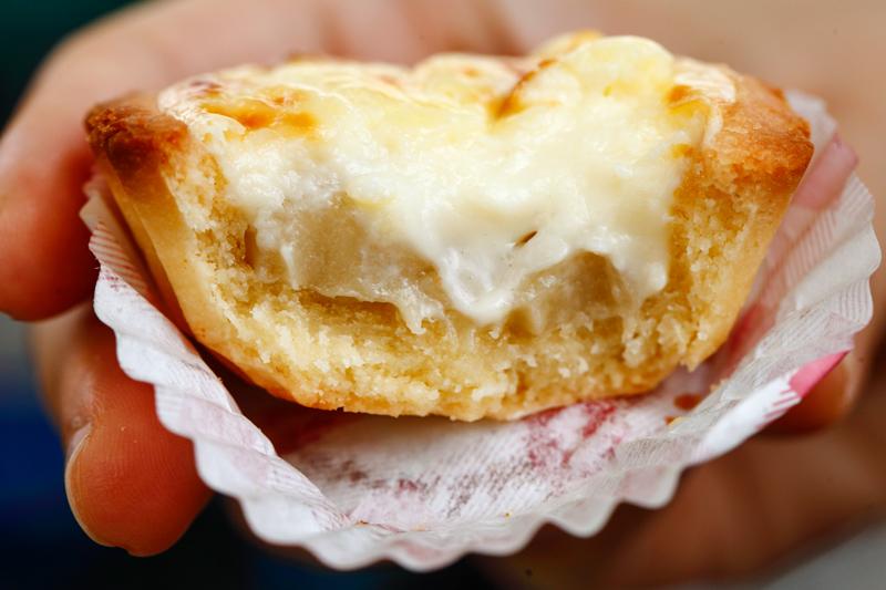 Happy Happy Musang King Durian Cheese Tart