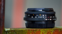 Carl Zeiss Tessar 45mm ƒ/2.8 T✮ [C/Y]