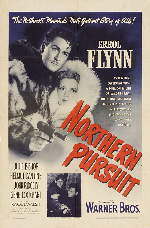 Northern Pursuit - Poster 1