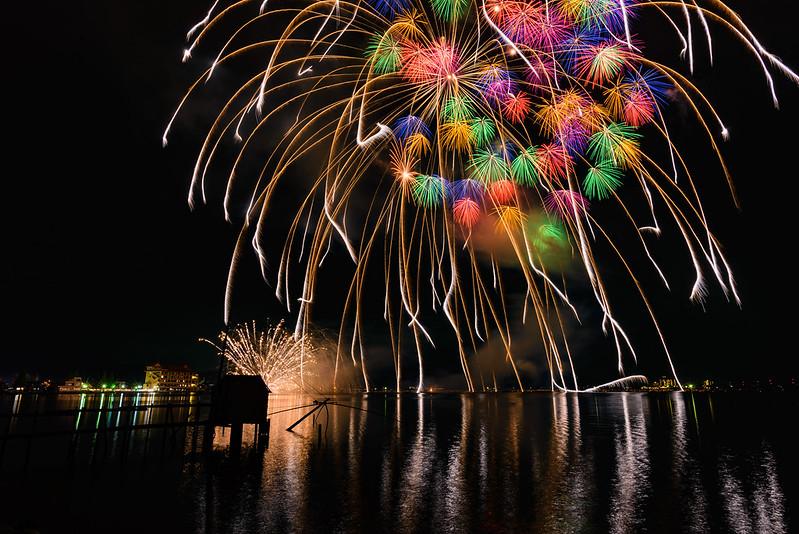 東郷湖水郷祭 2016.7-1