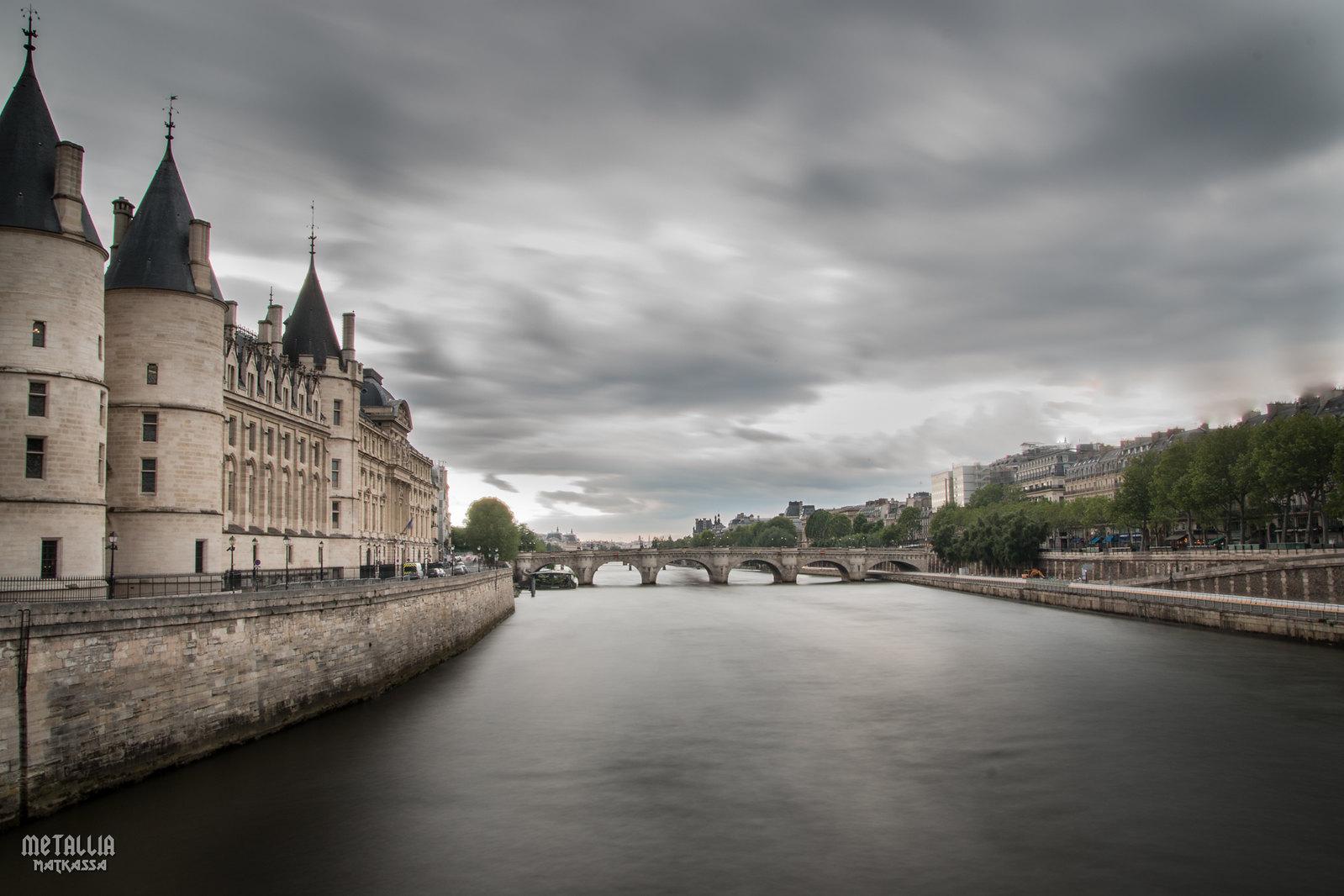 sights in paris, pariisin nähtävyydet, seine