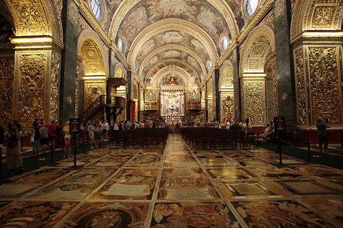 La Valletta: Co Cattedrale di San Giovanni