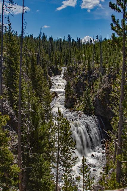 28731758991 944ae77395 z Kepler Cascades: Yellowstone National Park