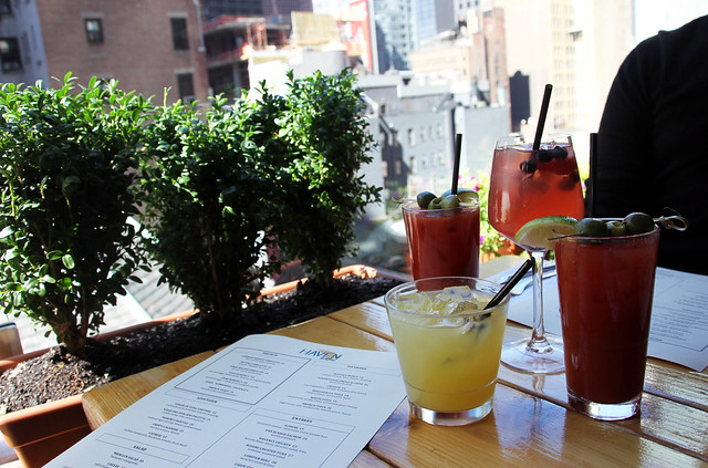Haven Rooftop Brunch