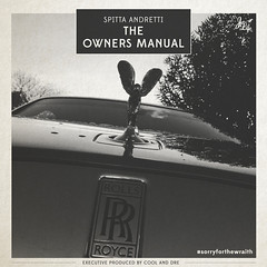 Curren$y - The Owner's Manual (Front)