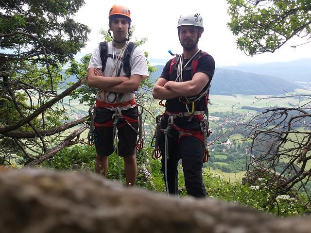 Hohe Wand Wüde Posteline 265 m (6)