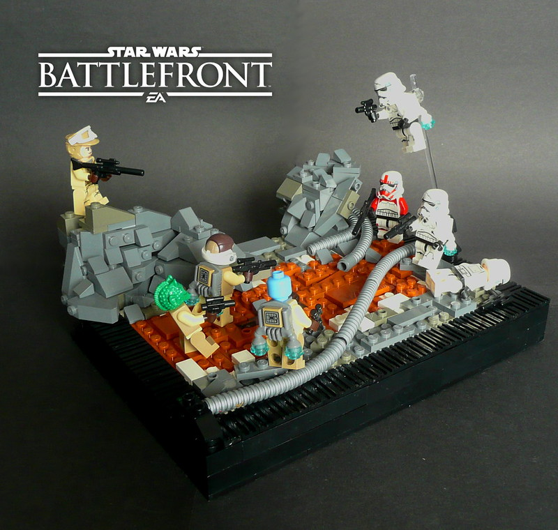 star wars battlefront sulfur fields sullust lego star wars eurobricks forums. Black Bedroom Furniture Sets. Home Design Ideas