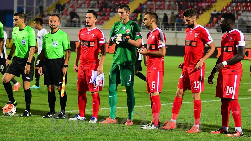 Astra - Dinamo 1-4 2016