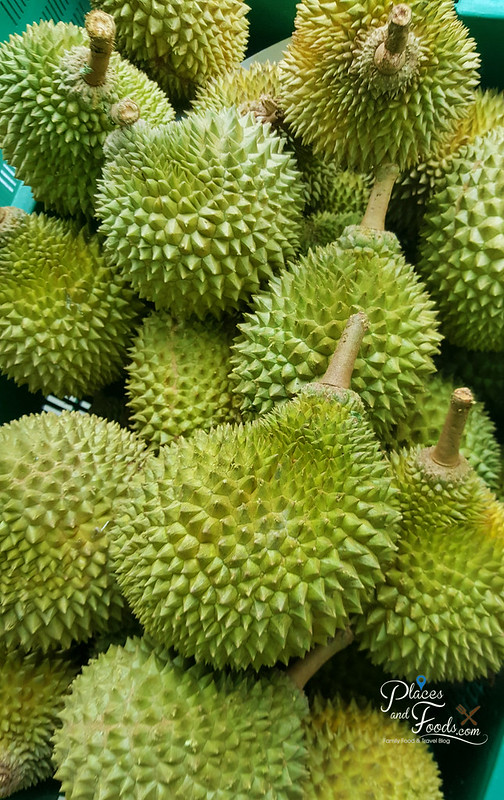 pearl durian from johor