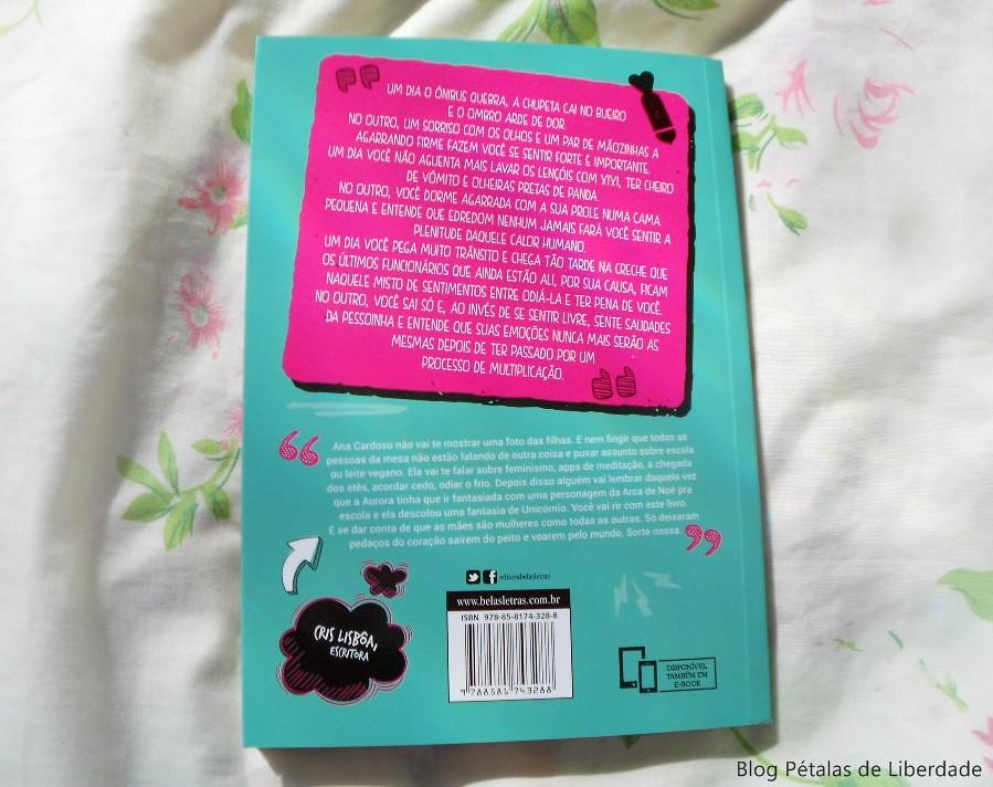 Resenha, livro, A-mamãe-é-rock, Ana-Cardoso, Belas-letras, opiniao, fotos, contracapa, sinopse, trechos, cronicas,