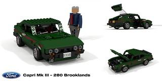 Ford Capri MkIII - 280 Brooklands
