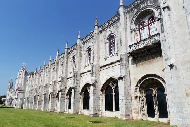 Lisbona - Belem, Monasteiro dos Joronimos (2)