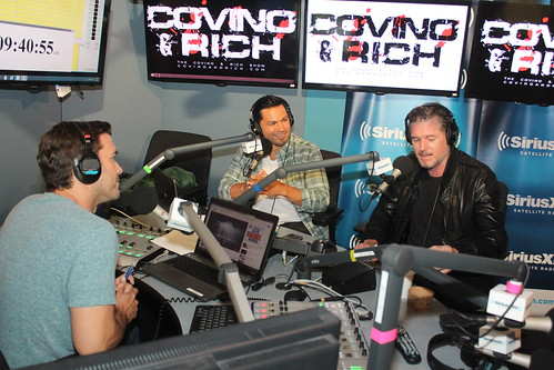 Eric Dane on the Covino & Rich Show