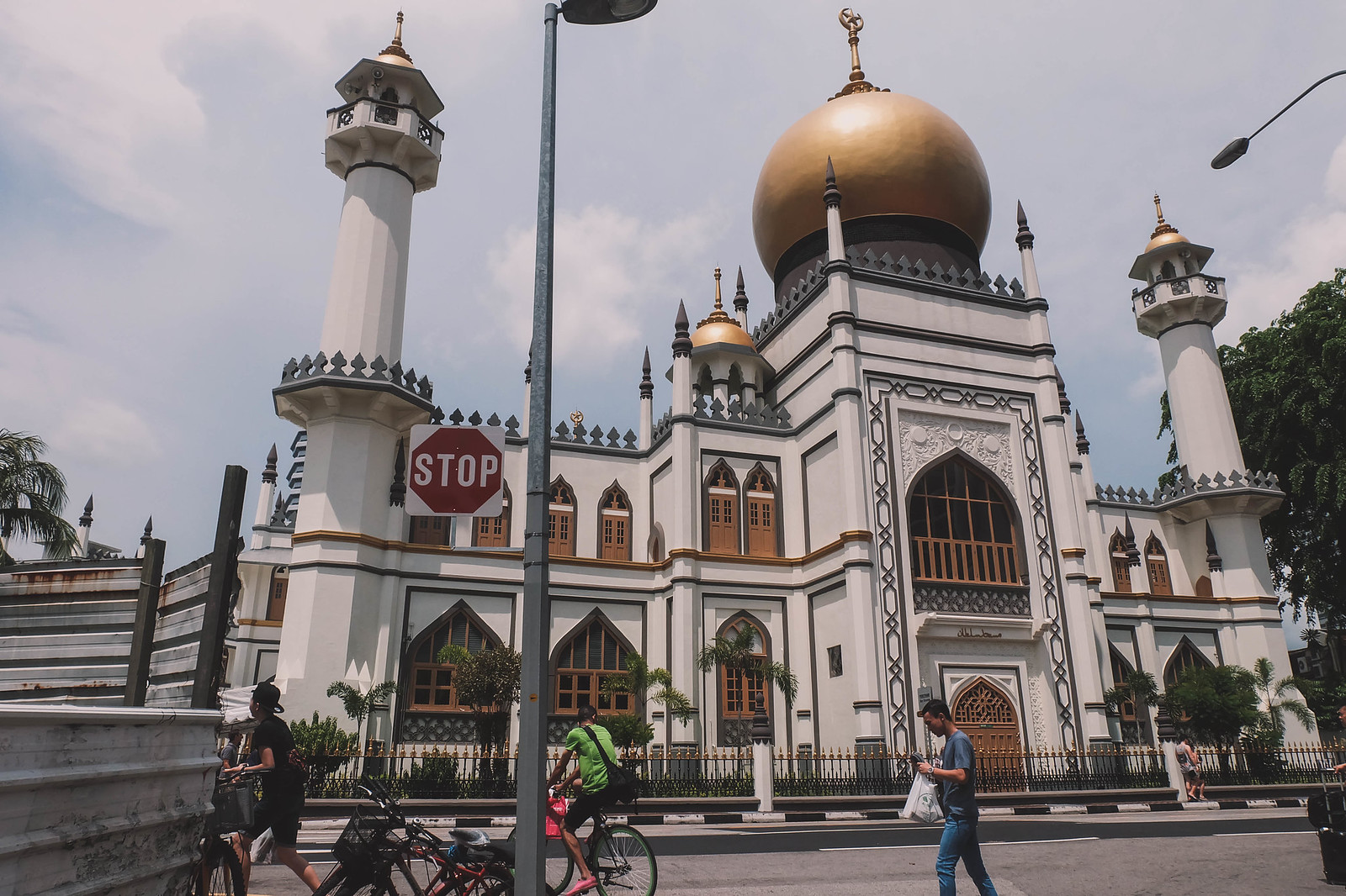 sultan mosque bugis singapore