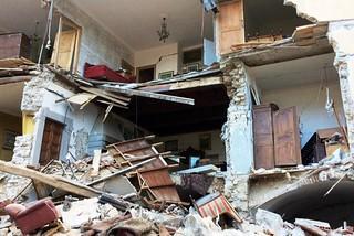 Noicattaro. Terremoto centro Italia front