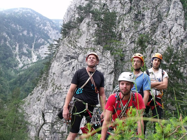 Rax Blechmauer King Kong Karl 170 m (6+)