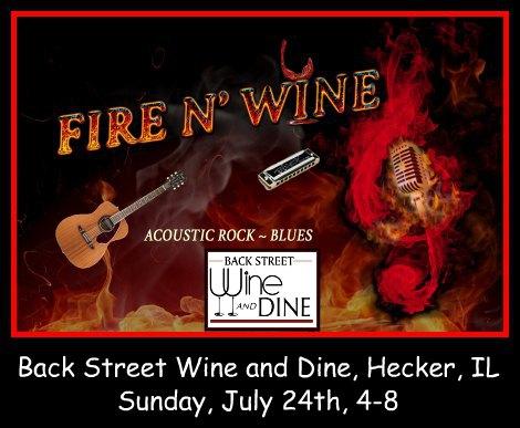 Fire N' Wine 7-24-16