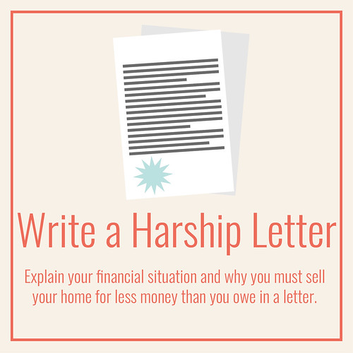 Write a hardship letter