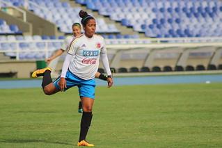 Selección Colombia Femenina Olímpica
