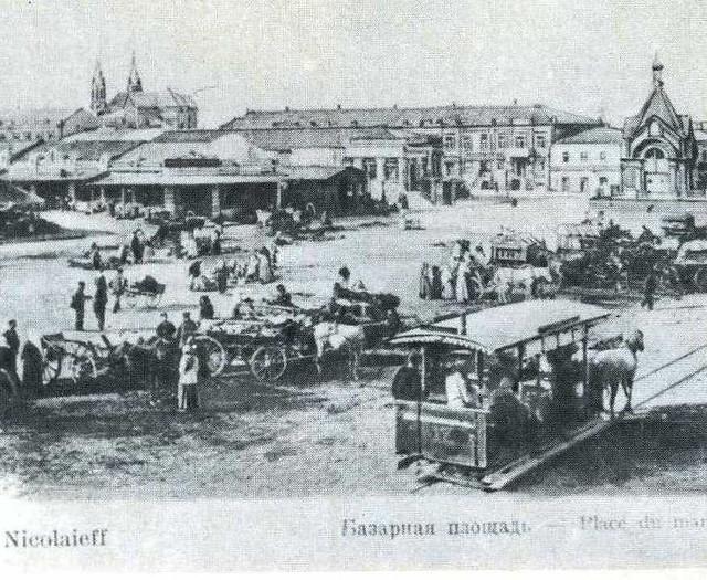 улица Соборная (старые фото)