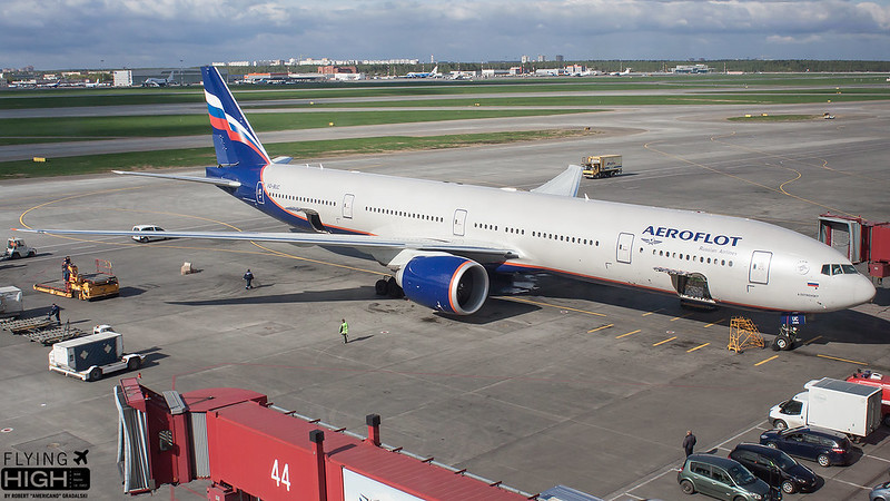 Aeroflot Boeing 777-300ER