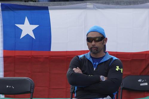 Copa Davis Chile vs Colombia