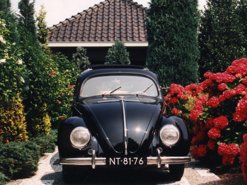 Volkswagen Käfer. 1938 год