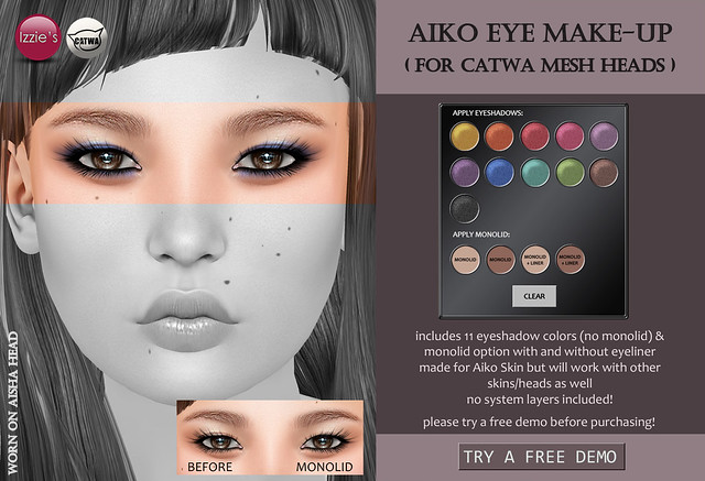 Catwa Eye Make-Up Applier (tomorrow @ Uber)