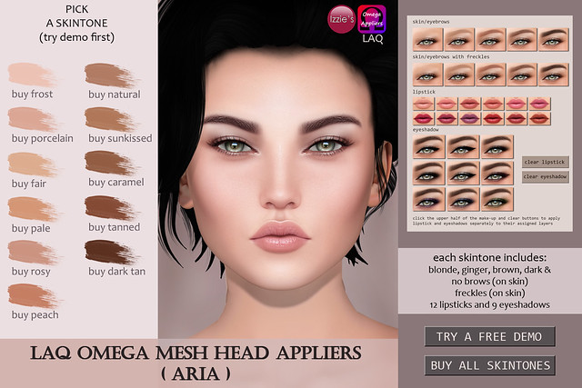 LAQ Mesh Head Applier (Aria)