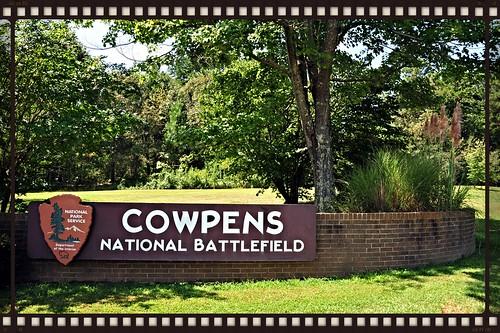 cowpens battlefield