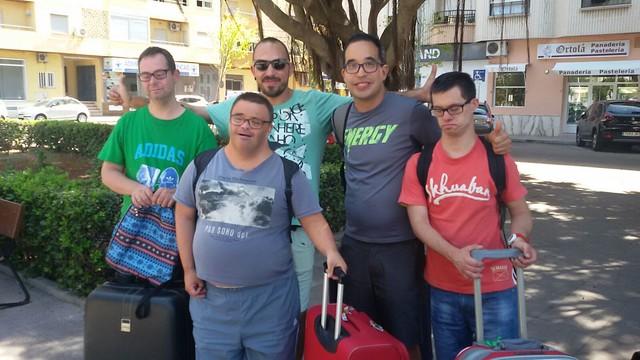 Vacaciones Gandía 2º turno (11-18 julio 2016)