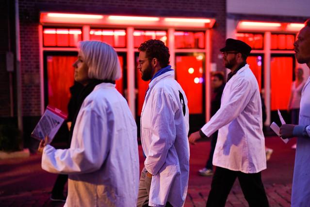 Red Light Pet Shop City Tour