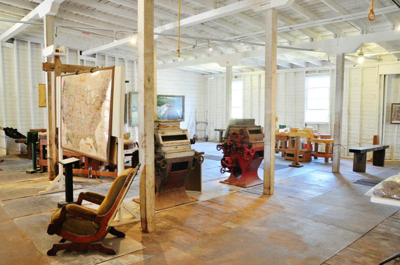 Thompson's Flour Mill 7 @ Mt. Hope Chronicles