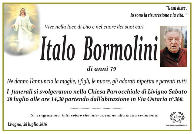 Bormolini Italo