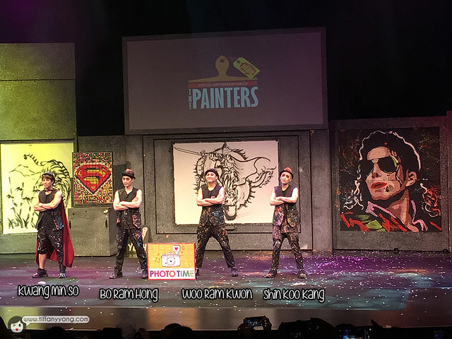 The Painters Hero Chaplin Team