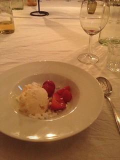 dessert, goodbye party, helsingborg