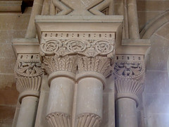 chancel arch capital