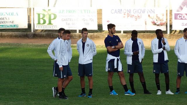 INTER - CESENA 2 - 0  TORNEO DI VIGNOLA 2016