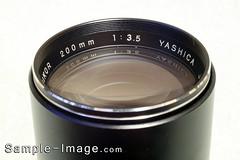 Yashica Auto Yashikor 200mm f/3.5