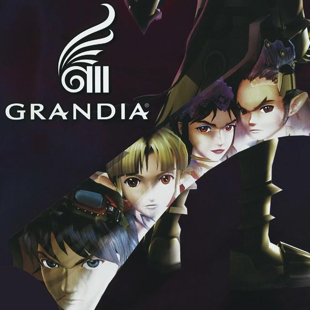 GRANDIA III CLÁSSICO DE PS2