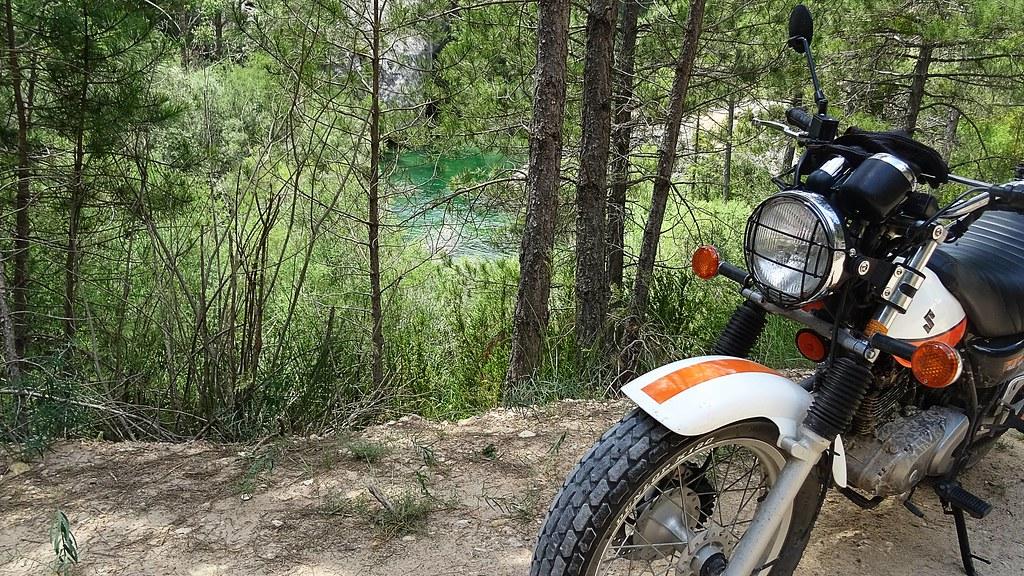 Camino de la Laguna de Taravilla